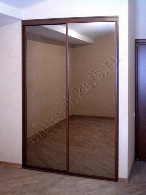 Шкаф купе зеркальные двери фабрика шкафов купе криспанти.